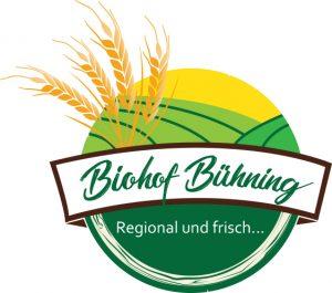 Logo Bühning Biohof