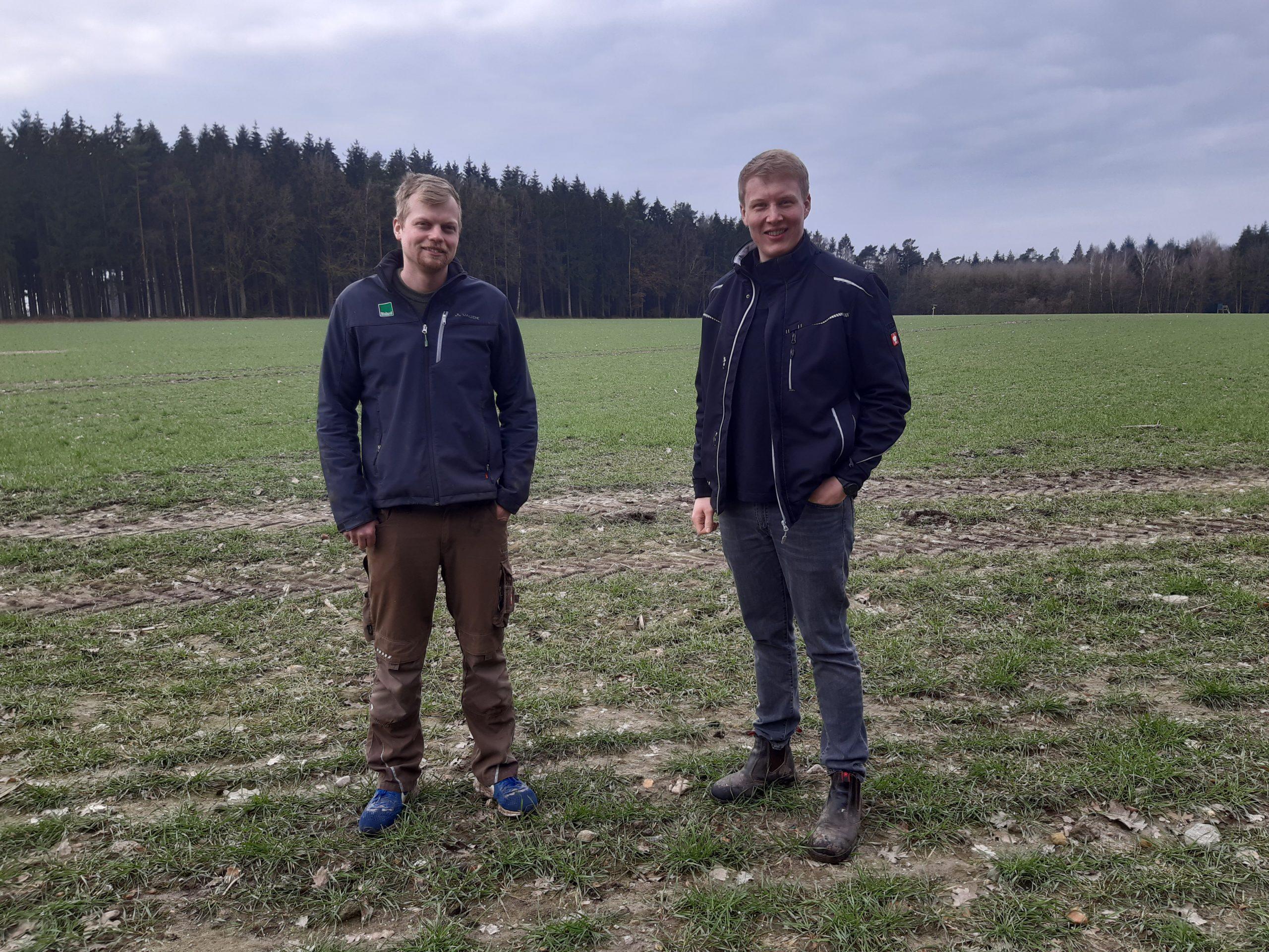 Betriebsleiterpaar Precht • Bertram, Foto: KÖN